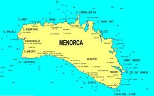 Alquiler turístico en Menorca